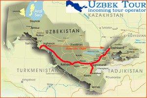 tour 10 giorni uzbekistan