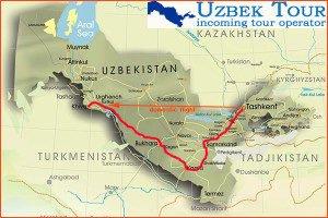 classic tour Uzbekistan