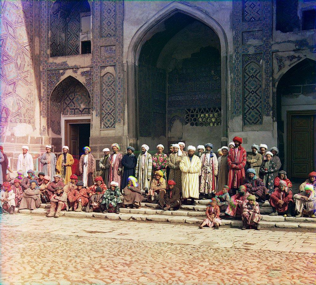 old Samarkand