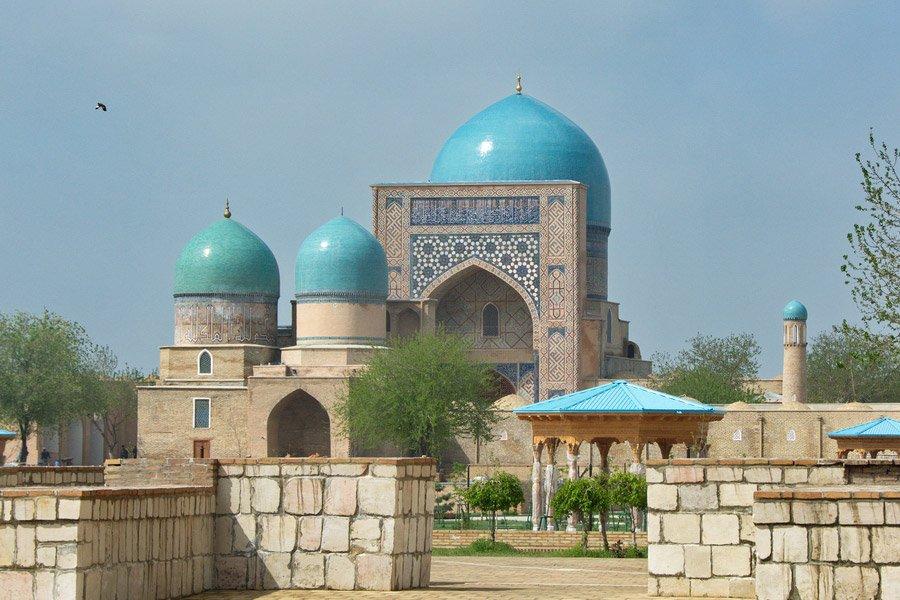 Viaggio in Uzbekistan aprile