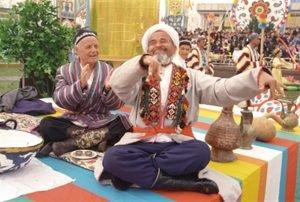 abbigliamento in uzbekistan