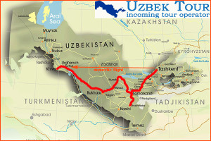 yurta tour in uzbekistan