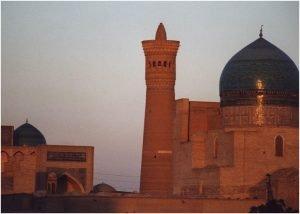 agenzia di viaggi in uzbekistan