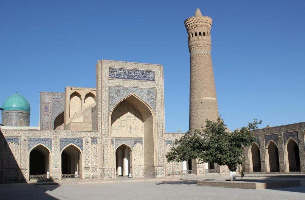 Bukhara monumenti