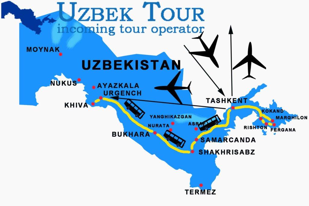 VIAGGIO 12 GIORNI IN UZBEKISTAN