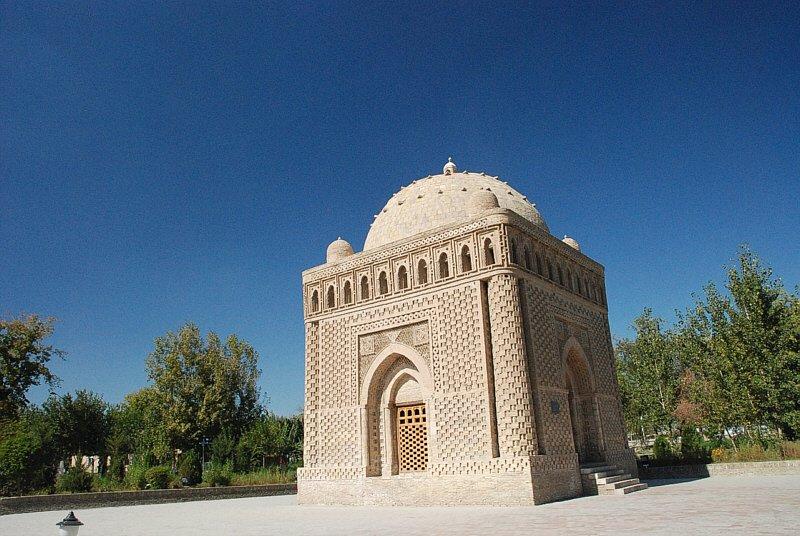 bukhara samani mausoleum