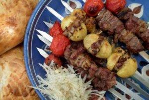 cucina uzbekistan