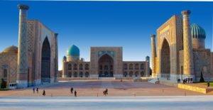 come organizzare viaggio in uzbekistan