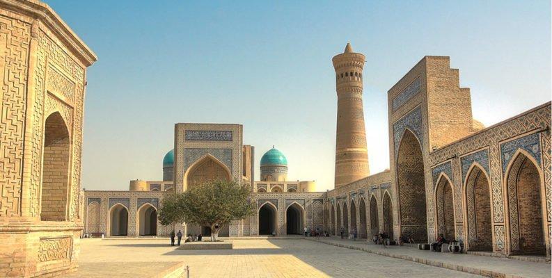 Kalon Viaggio a Bukhara Uzbekistan