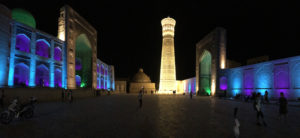 Viaggio a Bukhara