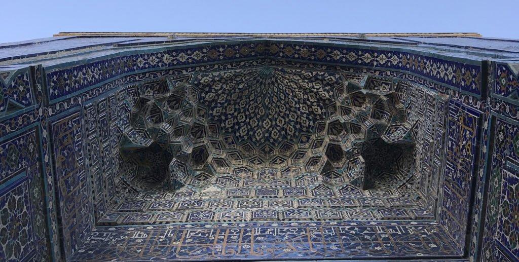 Monumenti Samarcanda