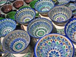 ceramica rishtan
