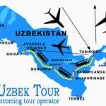 viaggio classico in Uzbekistan