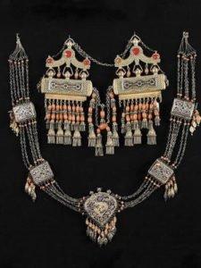 gioielli in uzbekistan