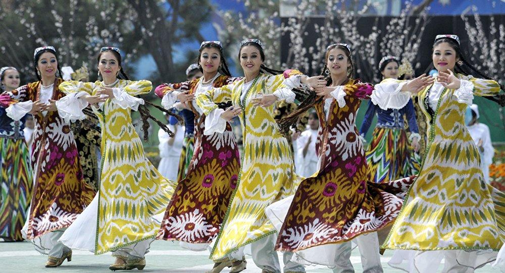 Danza Uzbekistan