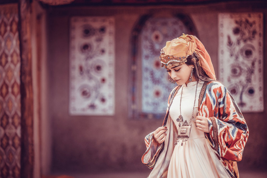 gioielli uzbekistan