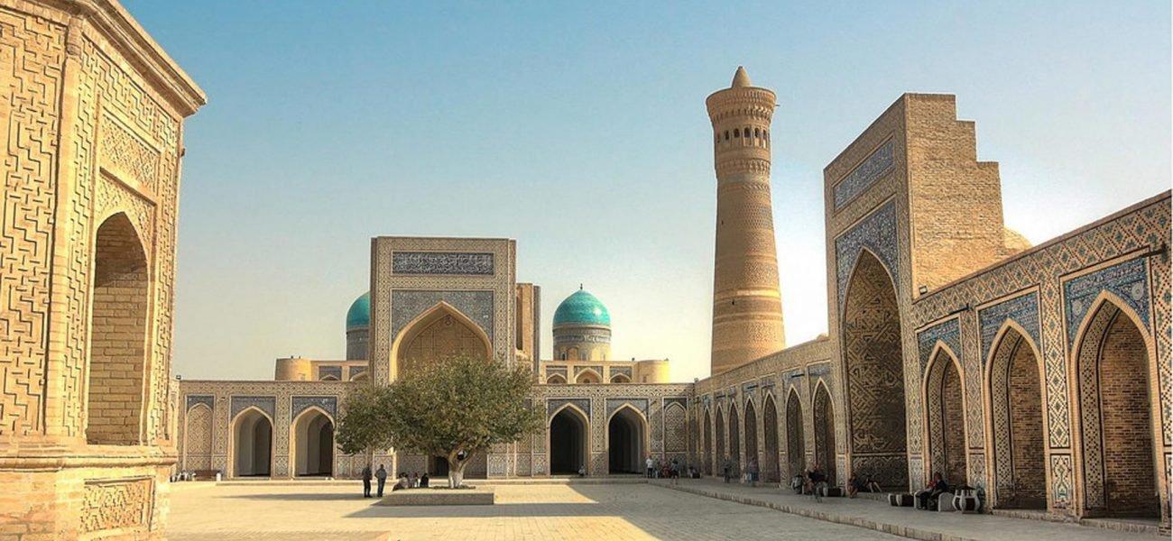 viaggio in uzbekistan