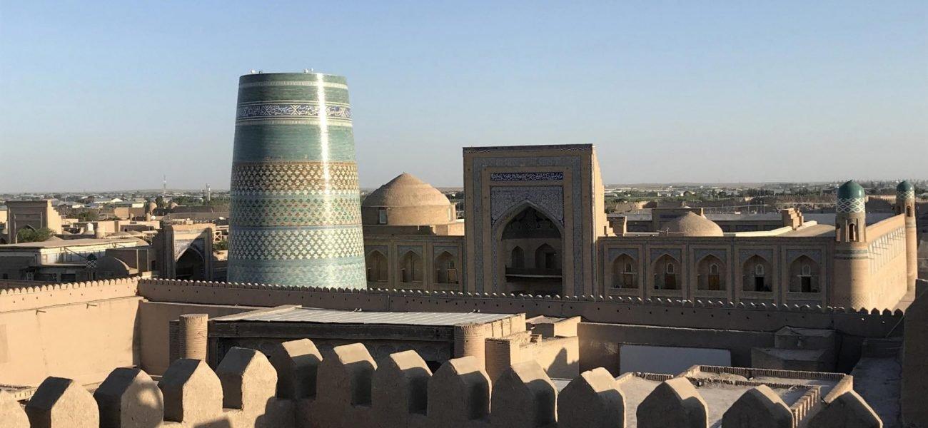 viaggio in uzbekisatan