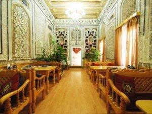 amelia hotel bukhara