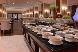 lotte tashkent hotel restaurant