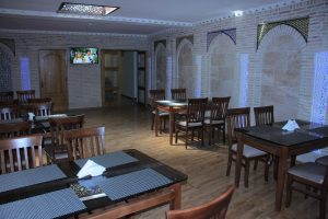 old house bukhara