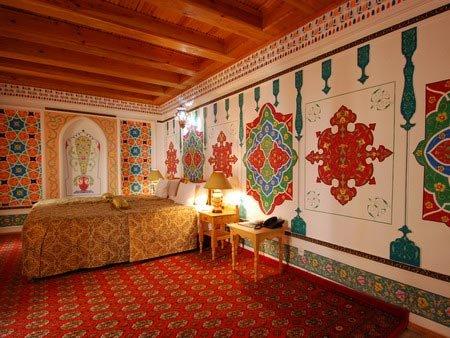 sasha son hotel bukhara