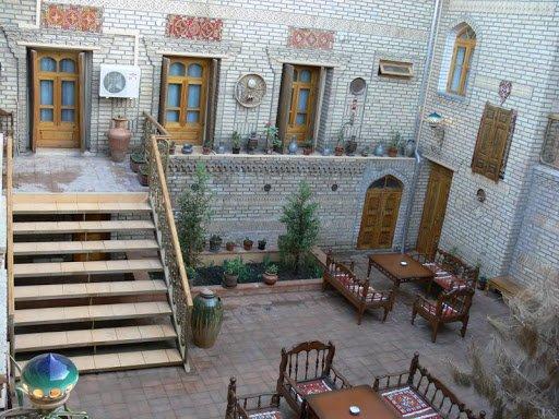 hotel bukhara