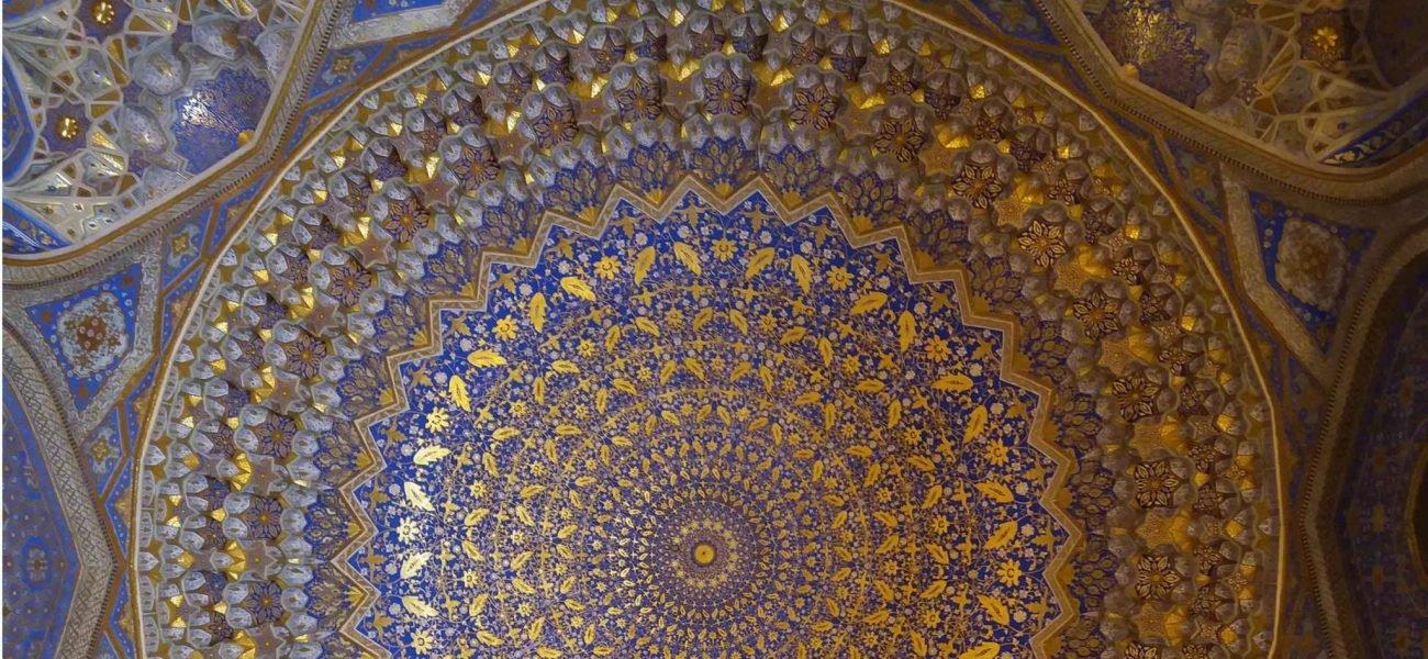 Viaggio in uzbekistan - Monumenti a Samarcanda Registan
