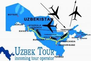 13 days tour to uzbekistan