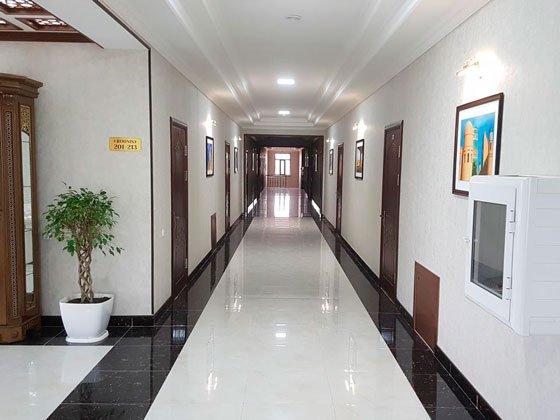 Hotel Lokomotiv - Khiva Uzbekistan