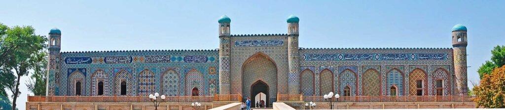 palazzo del Khudayar Khan a Kokand