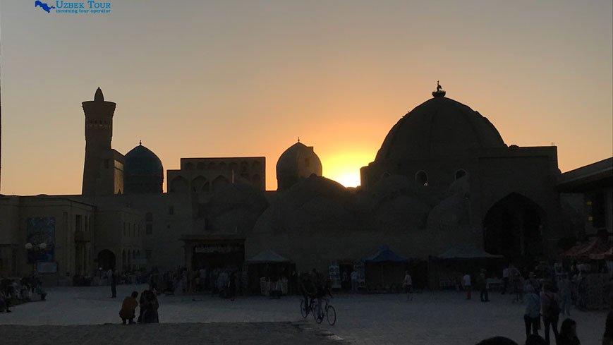viaggio in Uzbekistan a Pasqua