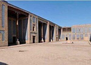 Tash Khouli a Khiva