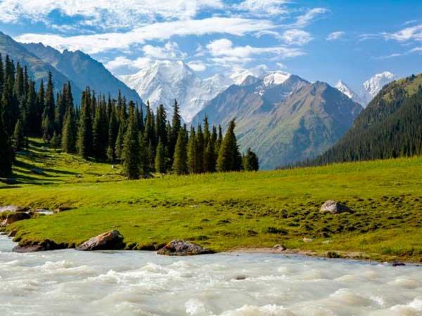 kirghizistan cosa vedere