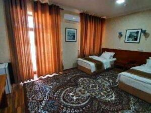 lokomotiv hotel Khiva