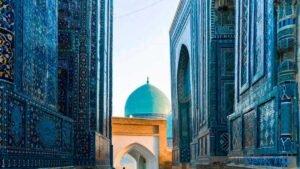 TOUR operator & travel agency in Uzbekistan