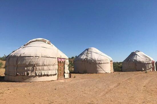 yurta tour uzbekistan