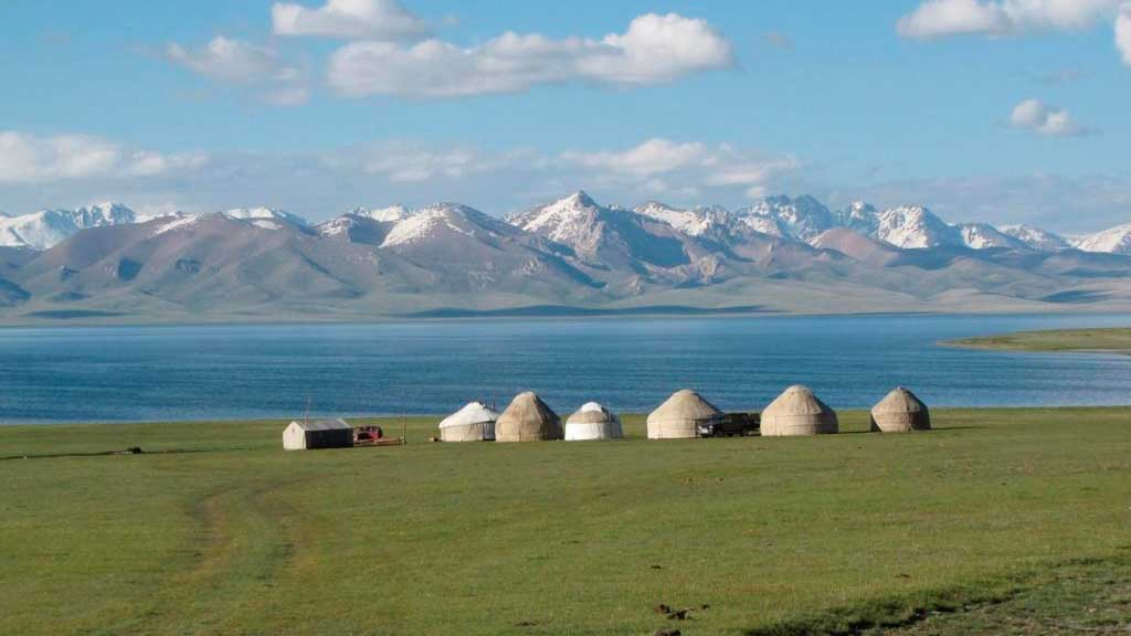 Kirghizistan su misura