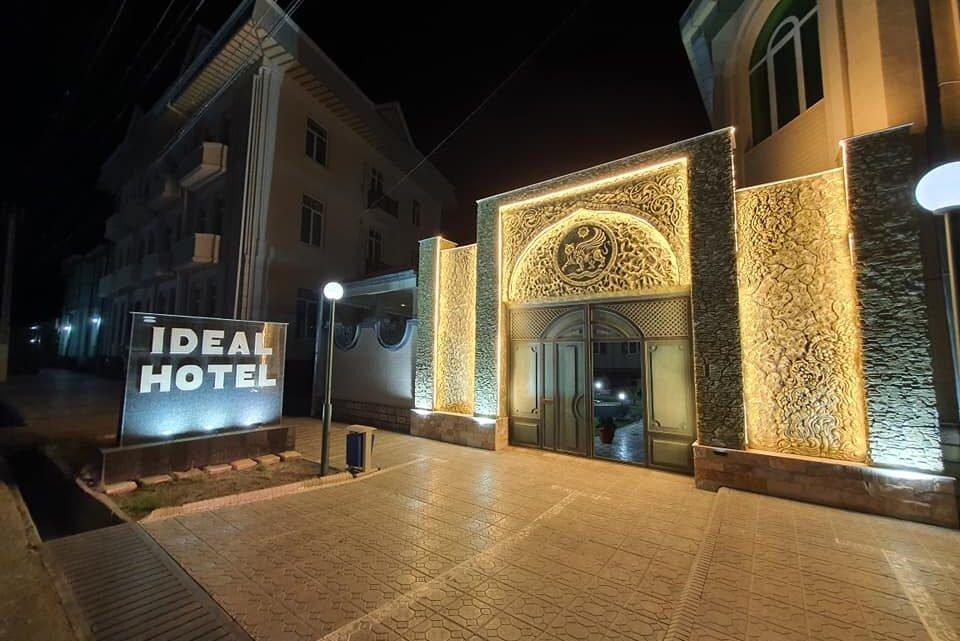 hotel Samarkand