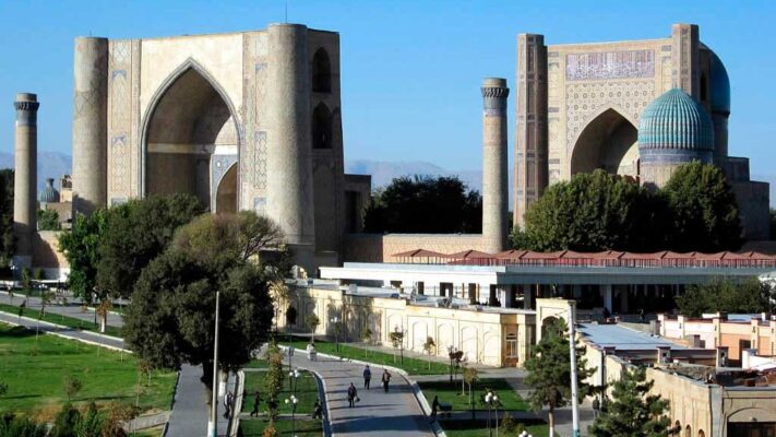 Moschea Bibi Khanum