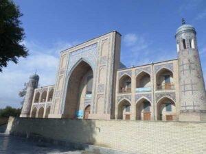 Viaggi in Uzbekistan maggio