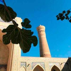 monumenti storici in Uzbekistan