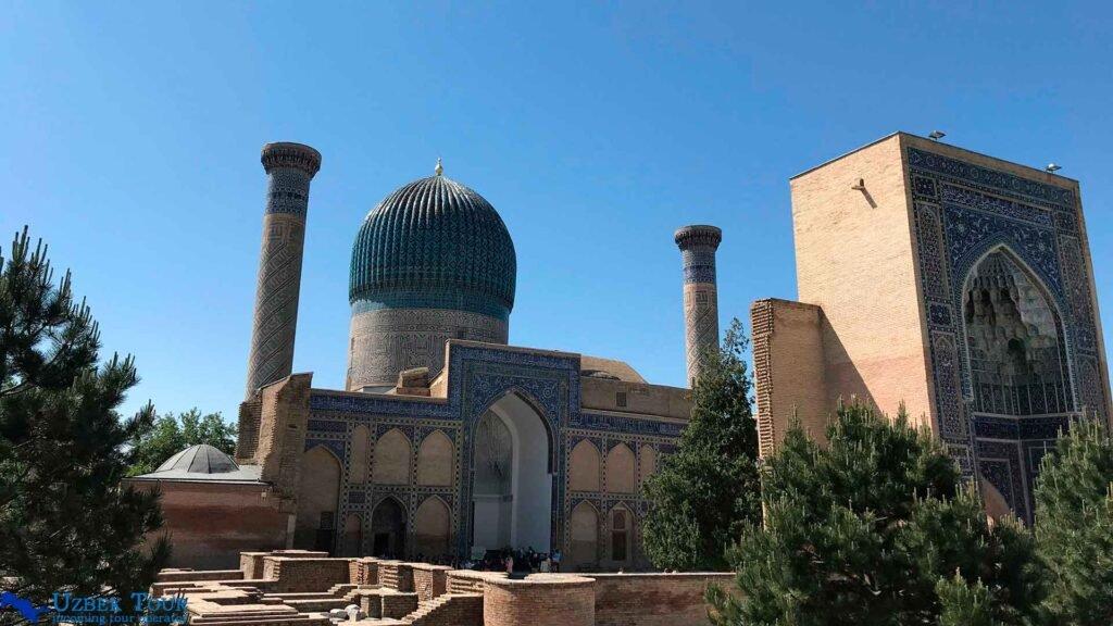 Best places to visit in Uzbekistan
