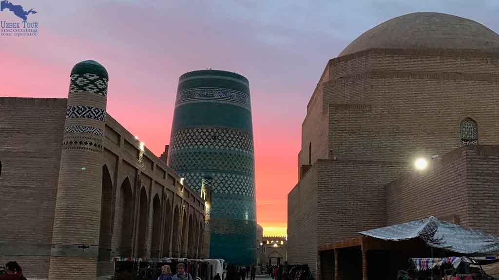 Tour 5 giorni in Uzbekistan