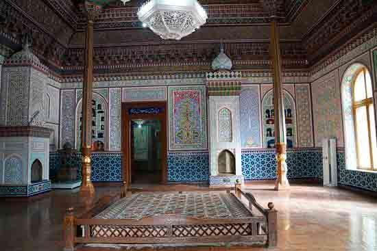 Uzbekistan Museums