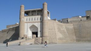 monumenti di uzbekistan Ark