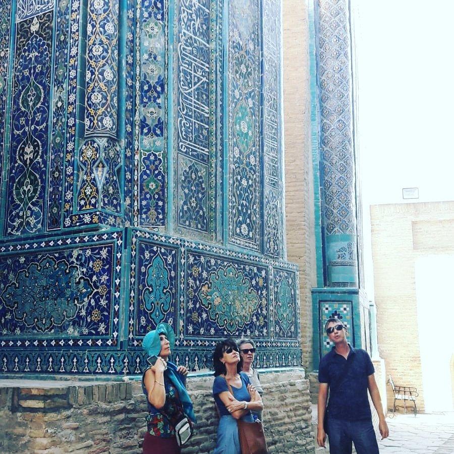 Туры по Узбекистану для граждан Узбекистана