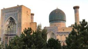 Samarkand travel Uzbekistan