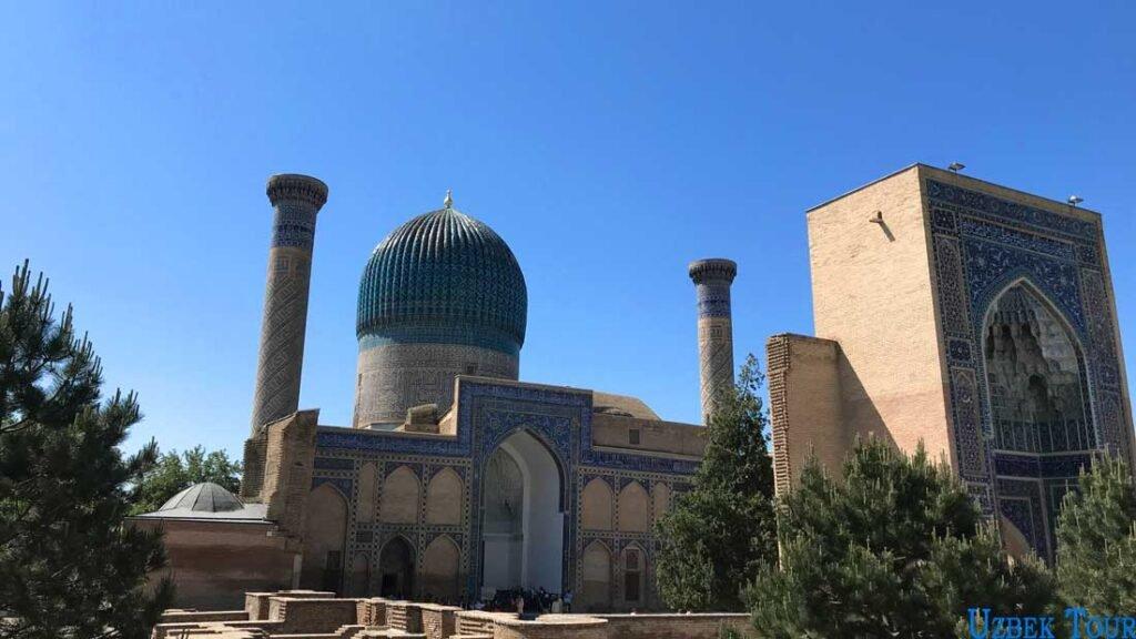 AMBASCIATE, MISSIONI CONSOLARI DELL'UZBEKISTAN