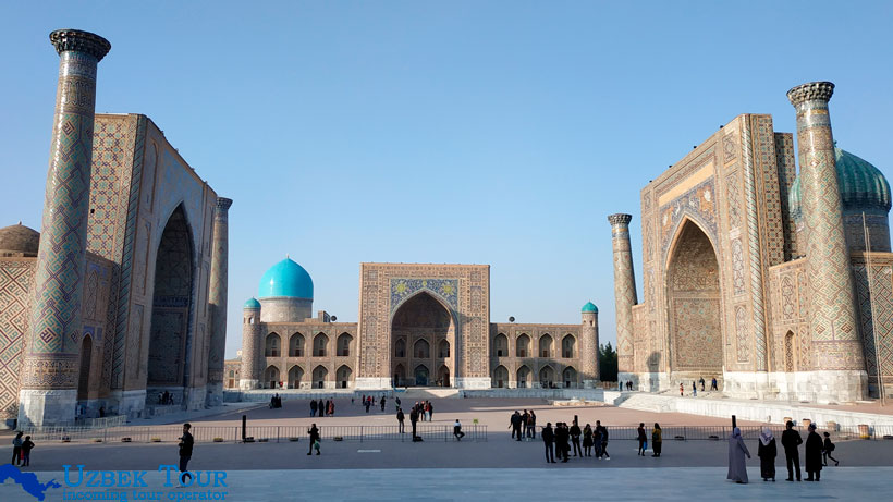 Uzbekistan travel and tour packages from Pakistan